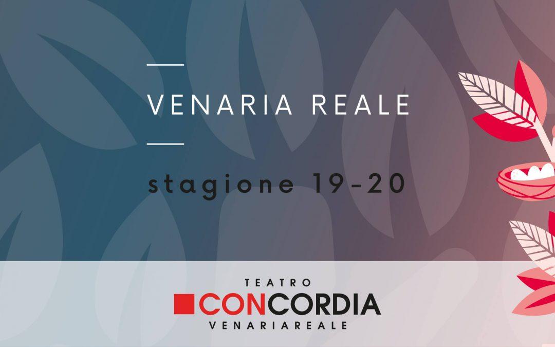 Teatro della Concordia Stagione Teatrale 2019/2020