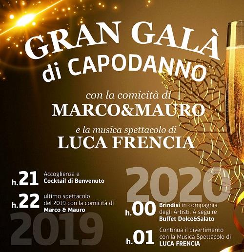 Gran Galà di Capodanno al Teatro Concordia